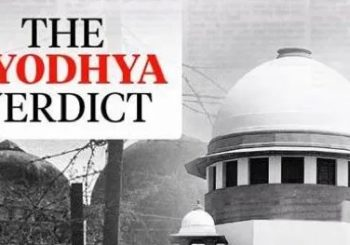 Indian Supreme Court Ayodhya Verdict and the Cyber Fallout